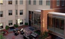 Morrison-Clark Historic Inn & Restaurant - Interior Courtyard
