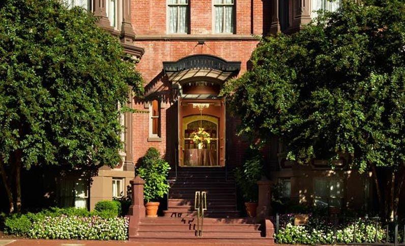 Morrison Clark Inn Hotel Dc