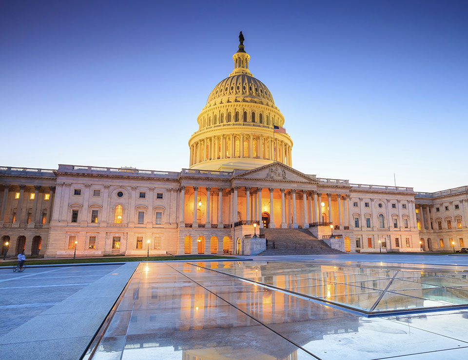 Washington, DC US Capitol Building