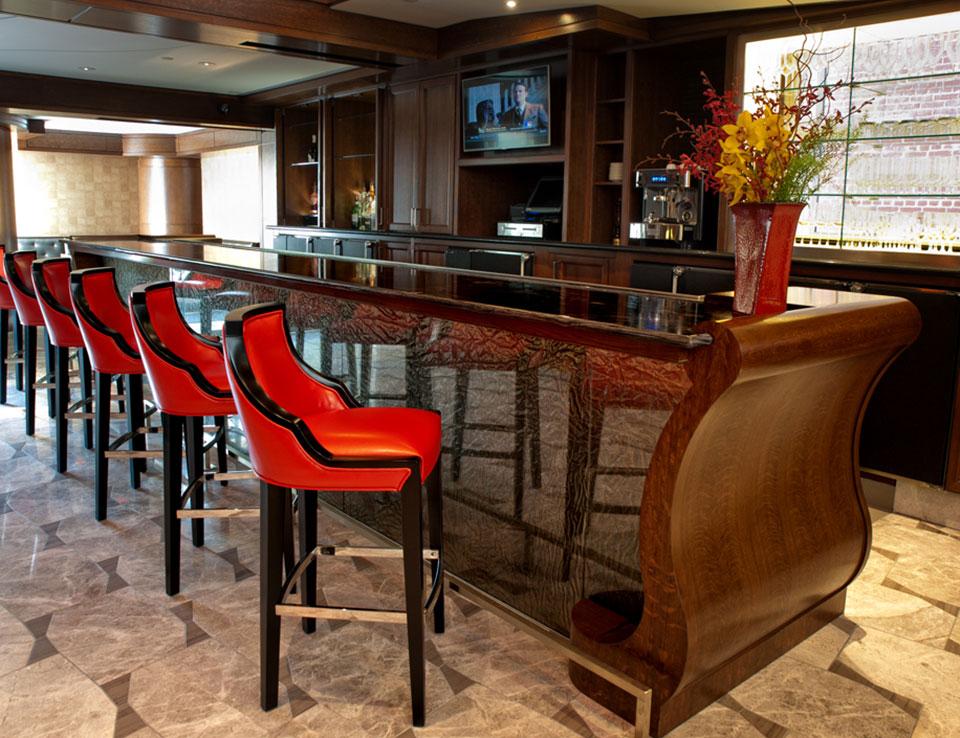Morrison-Clark Historic Inn & Restaurant - Washington, DC Lobby Bar & Lounge