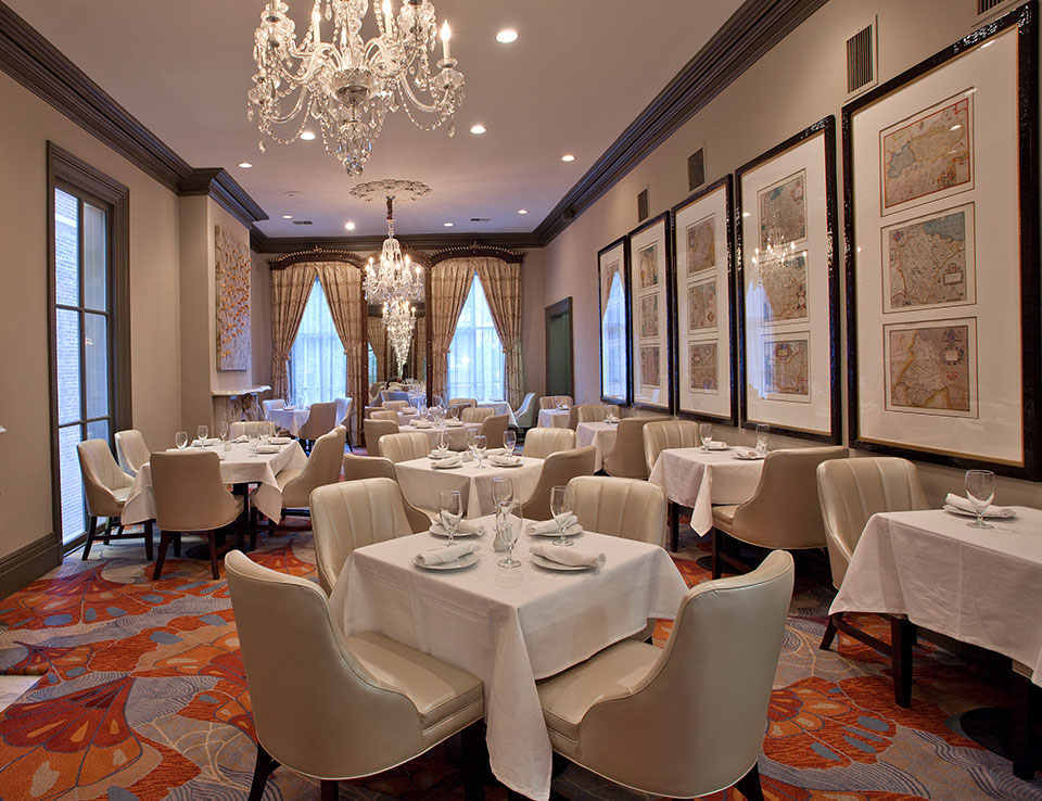 Elegant Washington, DC Restaurant - Morrison-Clark Inn