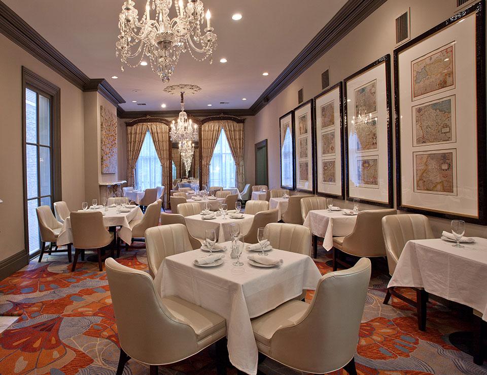 Restaurant at Morrison-Clark Historic Inn & Restaurant - Washington, DC