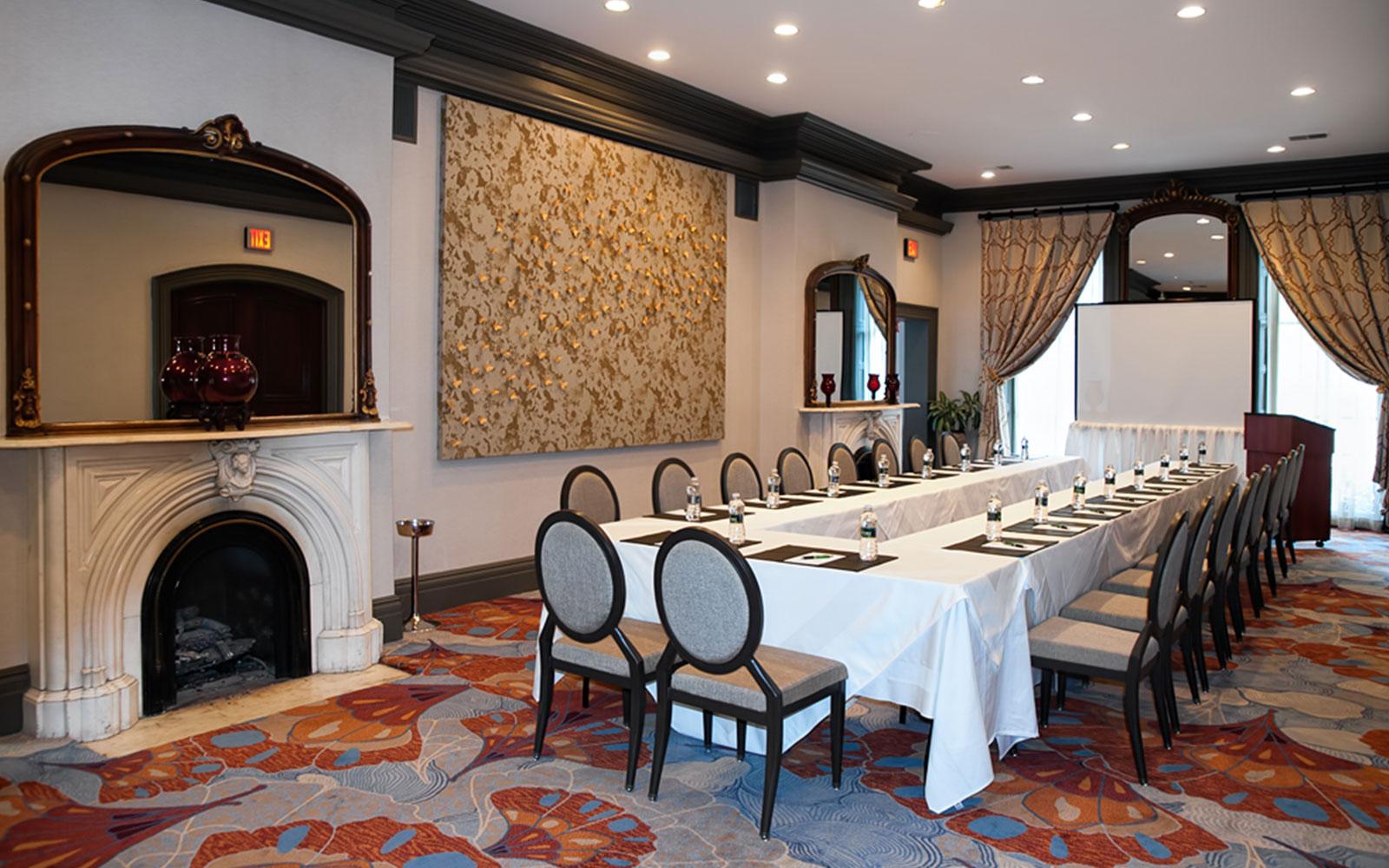 Meetings Venues at Morrison-Clark Historic Inn & Restaurant - Washington, DC