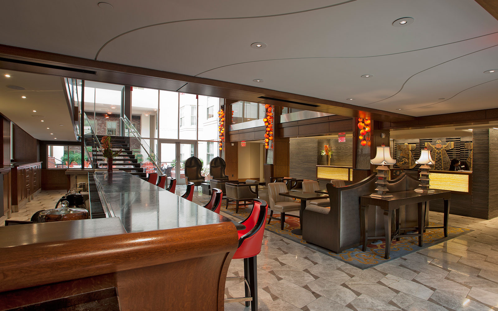 Overview of Morrison-Clark Historic Inn & Restaurant - Washington, DC