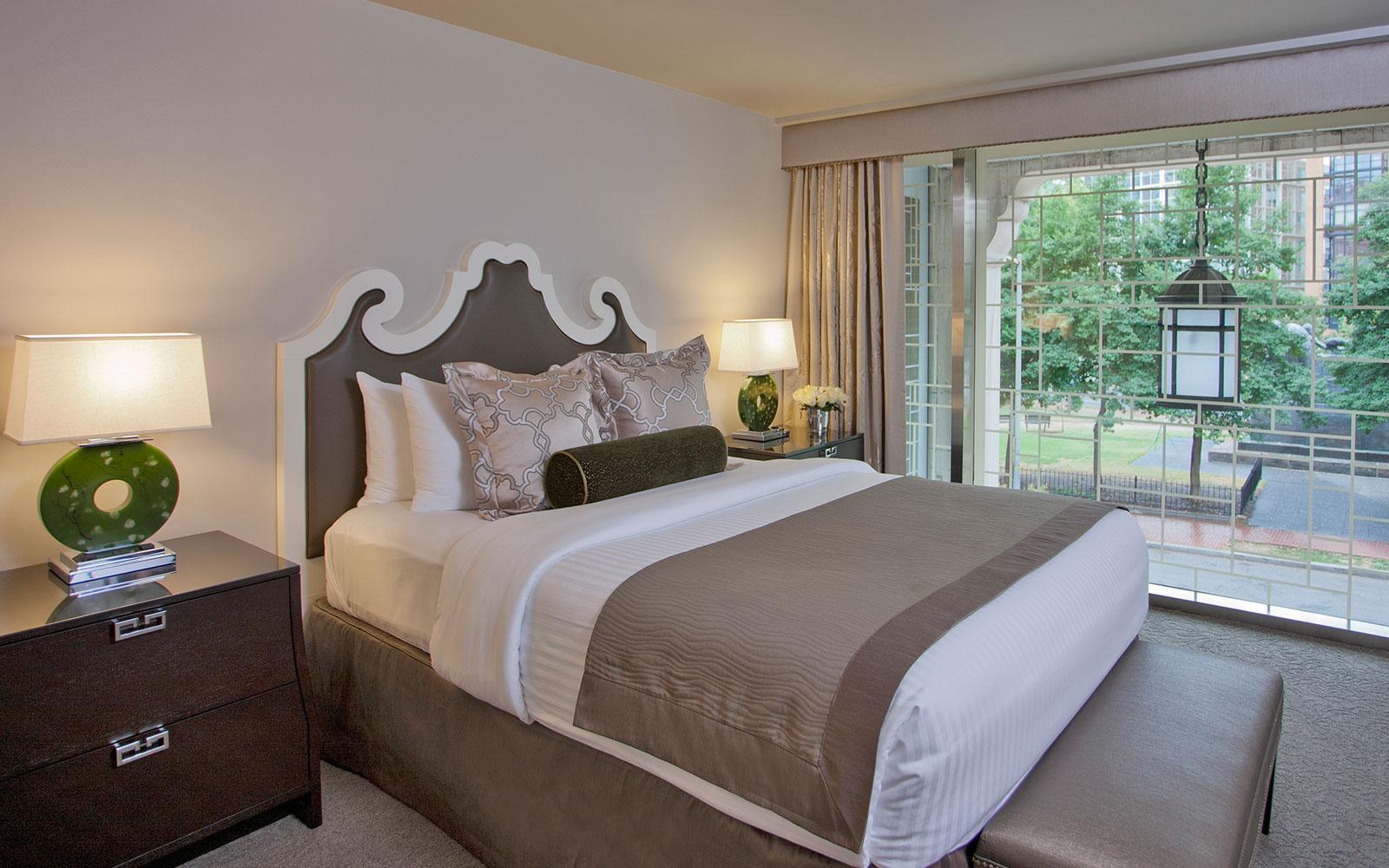 Rooms at Morrison-Clark Historic Inn & Restaurant - Washington, DC