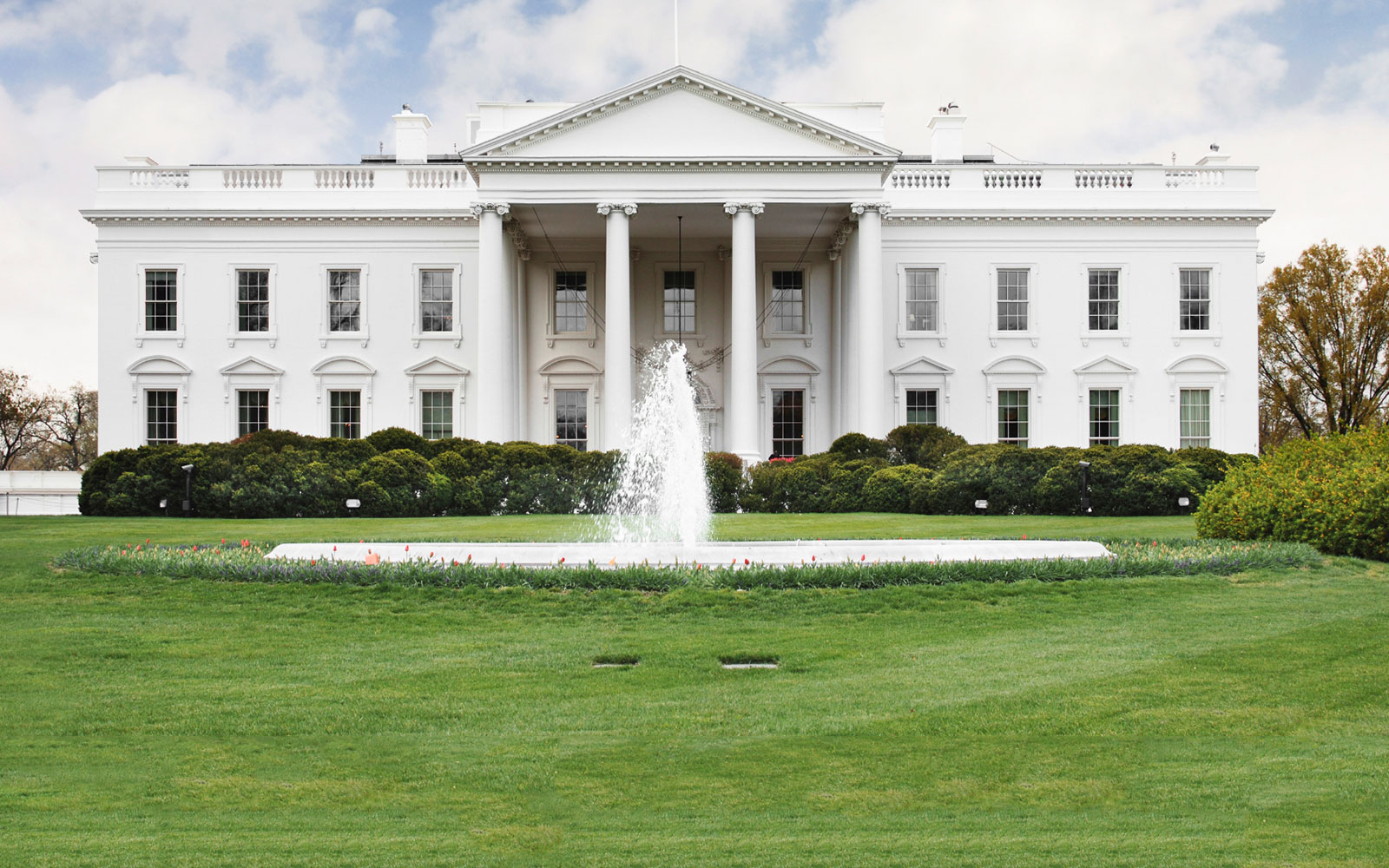The White House Guided Tours History And Special Events
