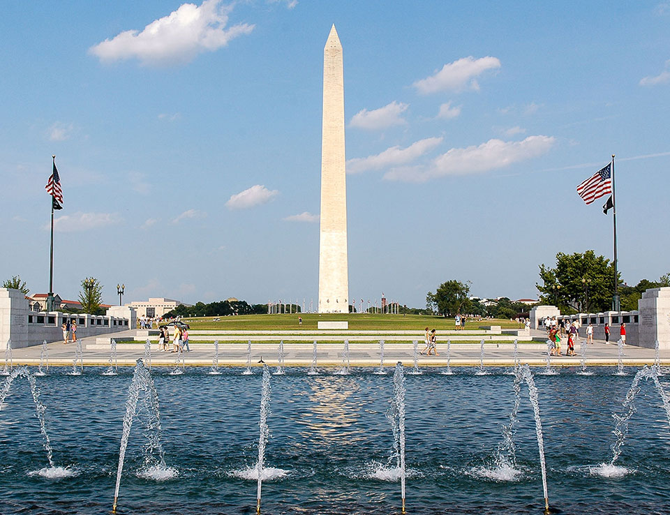 Landmarks & Museums at Washington, DC