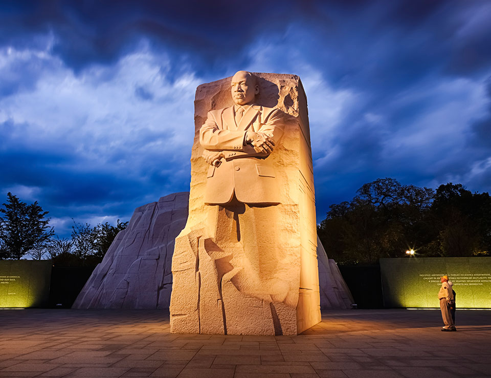 MLK Memorial at Washington, DC