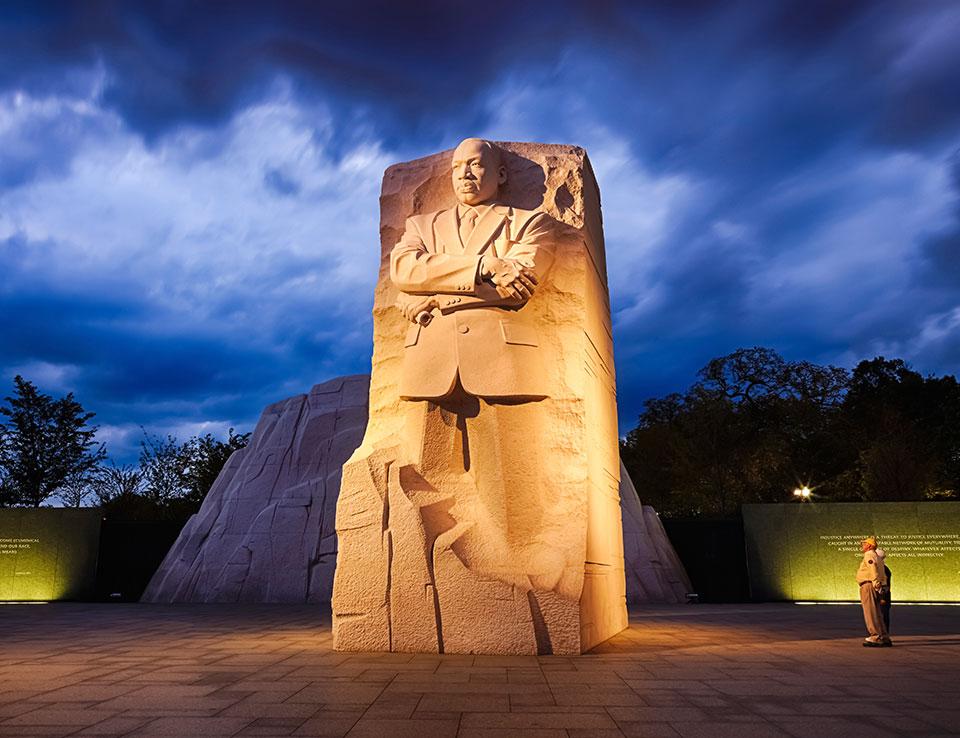 MLK Memorial at Washington, DC