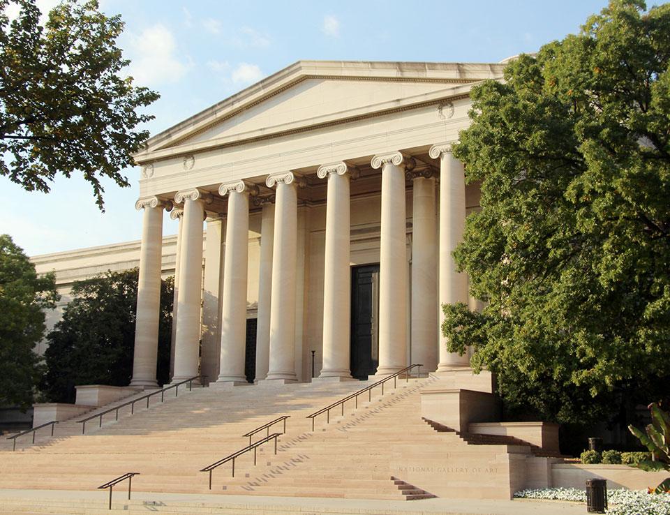 National Gallery of Art at Washington, DC