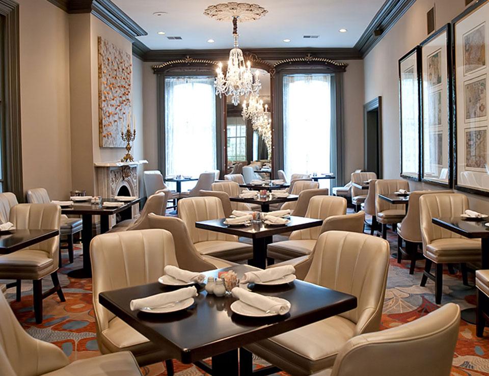 Restaurants at Washington, DC