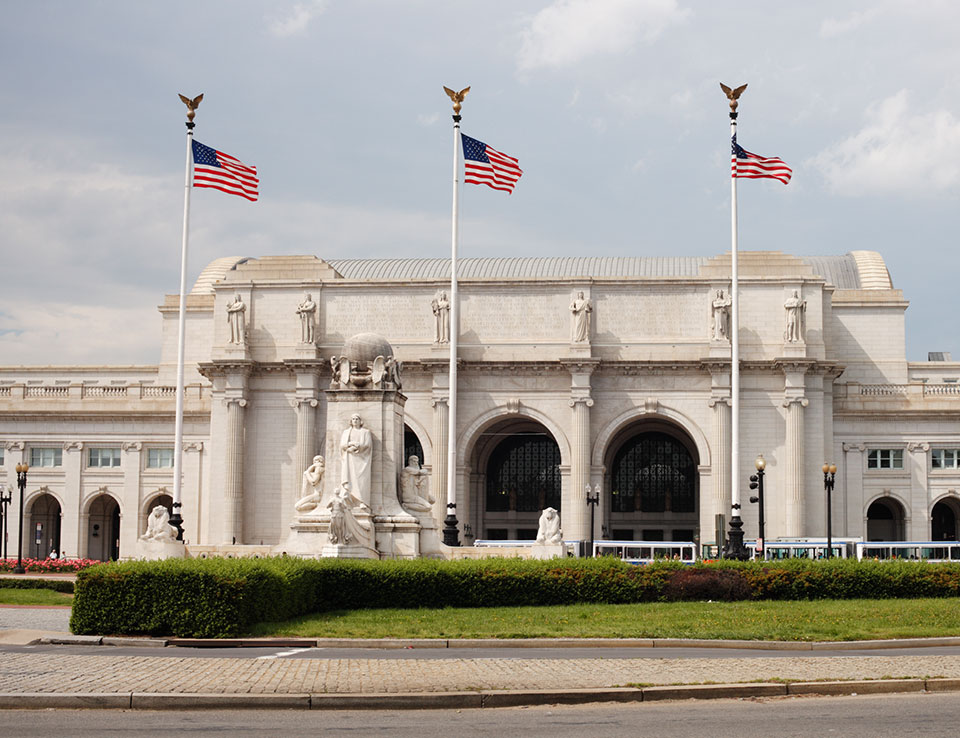 Union Station at Washington, DC