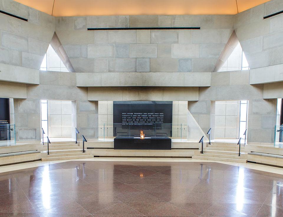US Holocaust Memorial Museum at Washington, DC