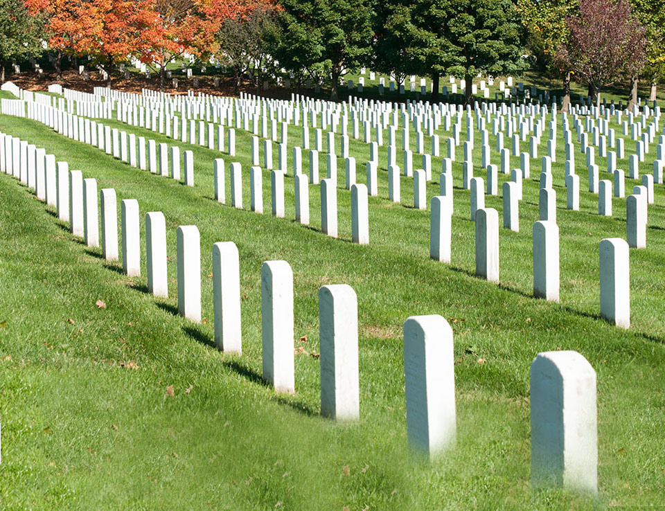 Washington, DC Arlington National Cemetery
