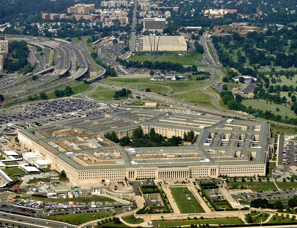 Washington, DC Pentagon Center
