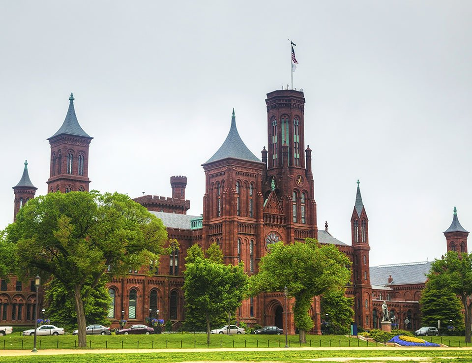 Washington, DC Smithsonian Institution