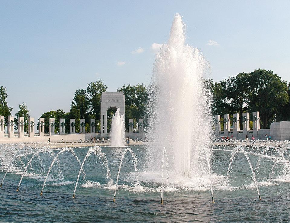 Washington, DC WWII Memorial