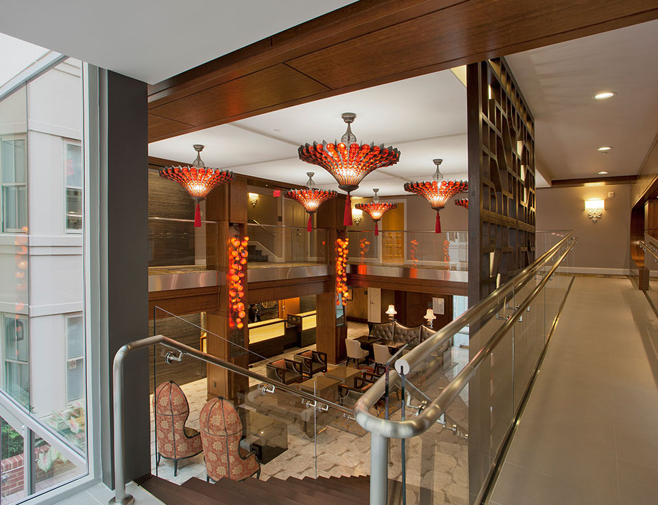 Washington, DC Hotel Morrison Getaway Package