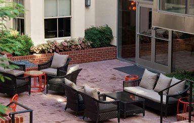 Dining & Lounge at Morrison-Clark Historic Inn & Restaurant - Washington, DC