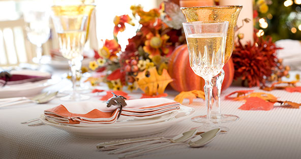 Celebrate Thanksgiving at Morrison-Clark Historic Inn and Restaurant