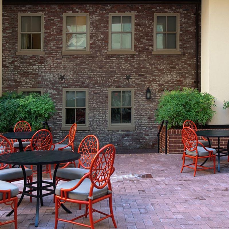 Morrison-Clark Historic Inn & Restaurant - Washington, DC Carriage House