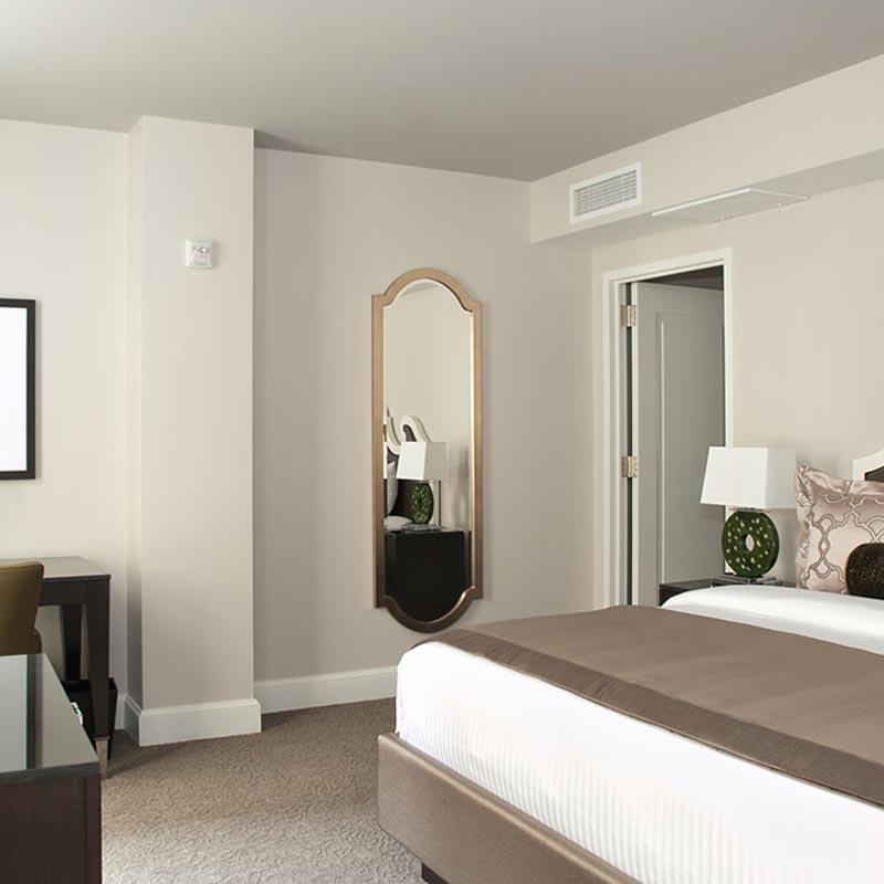 Morrison-Clark Historic Inn & Restaurant - Washington, DC Deluxe Room