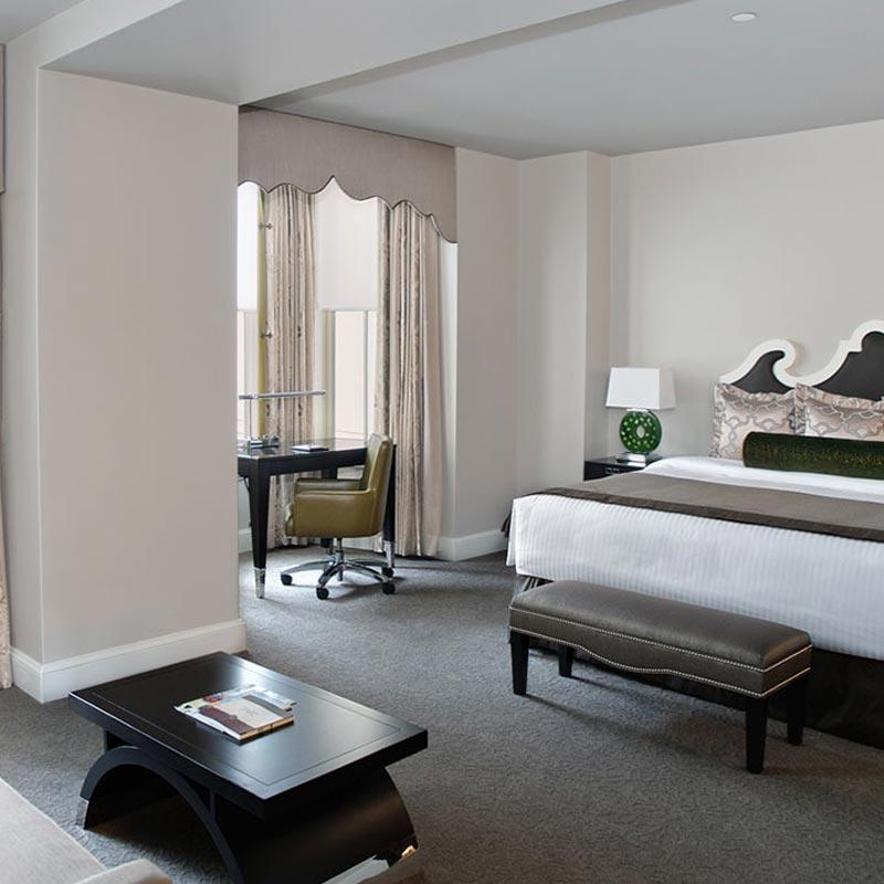 Morrison-Clark Historic Inn & Restaurant - Washington, DC Junior Suite