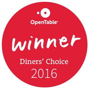 Diners Choice Award 2016